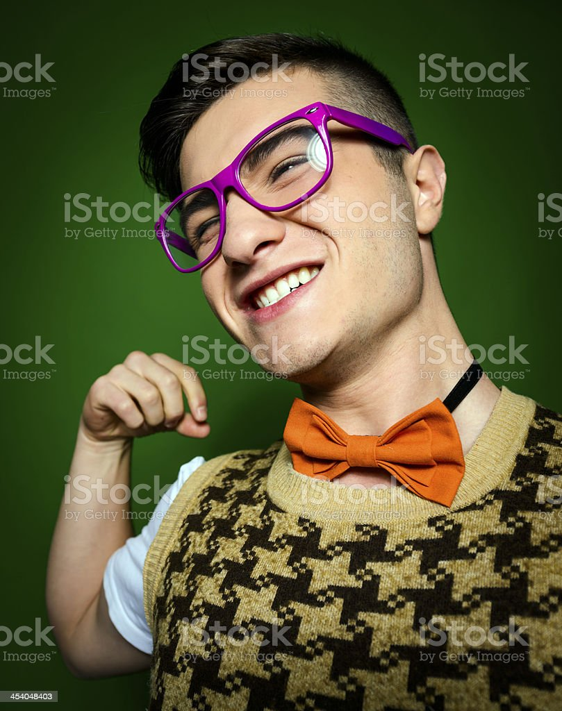 i'm the best stock photo