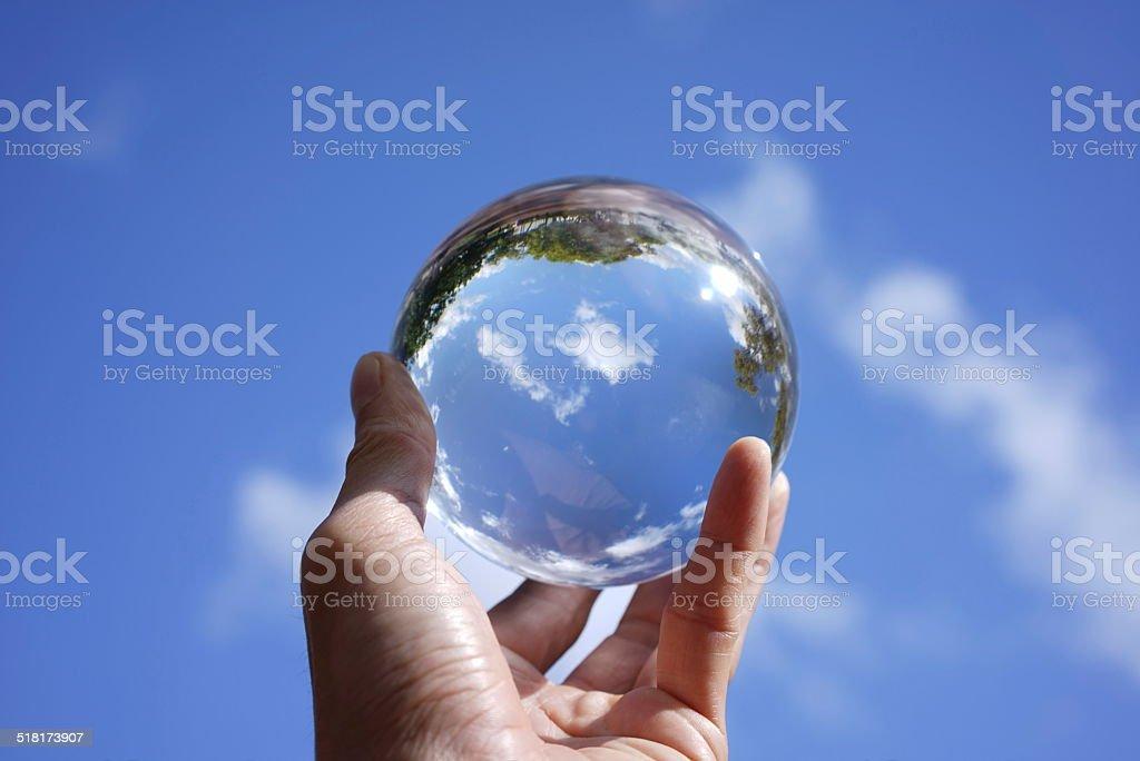 Imagen la descripción de la naturaleza - foto de stock