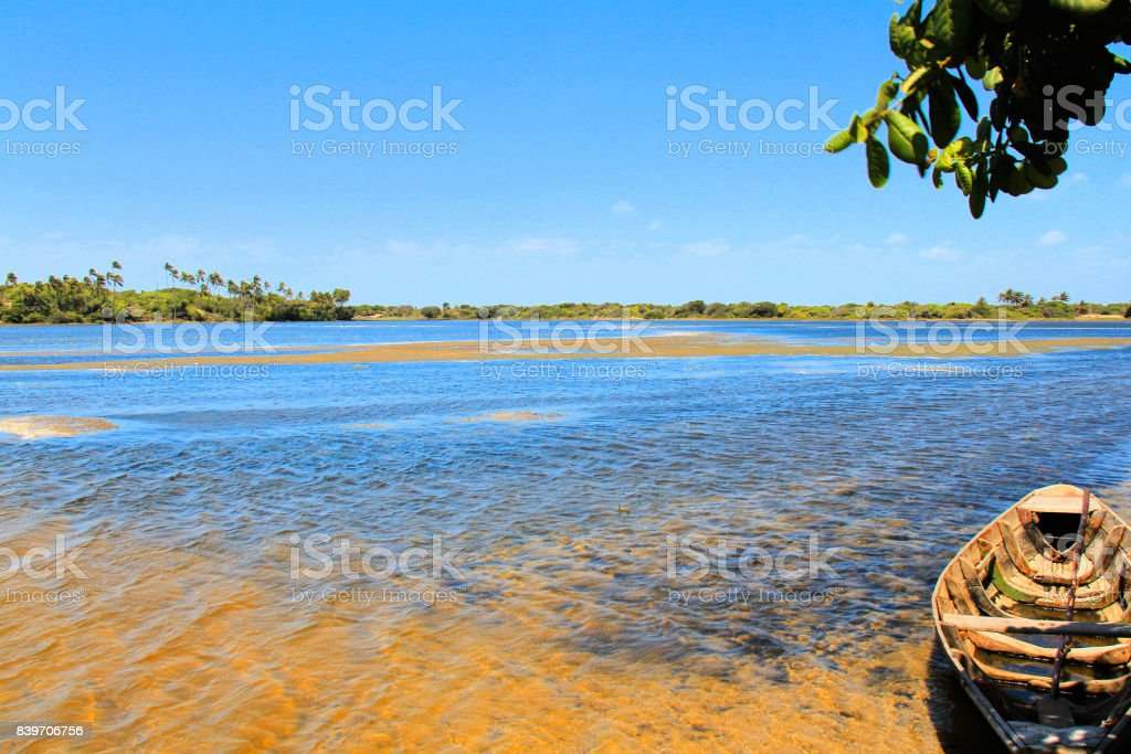 Image for relax and feeling breeze. stock photo