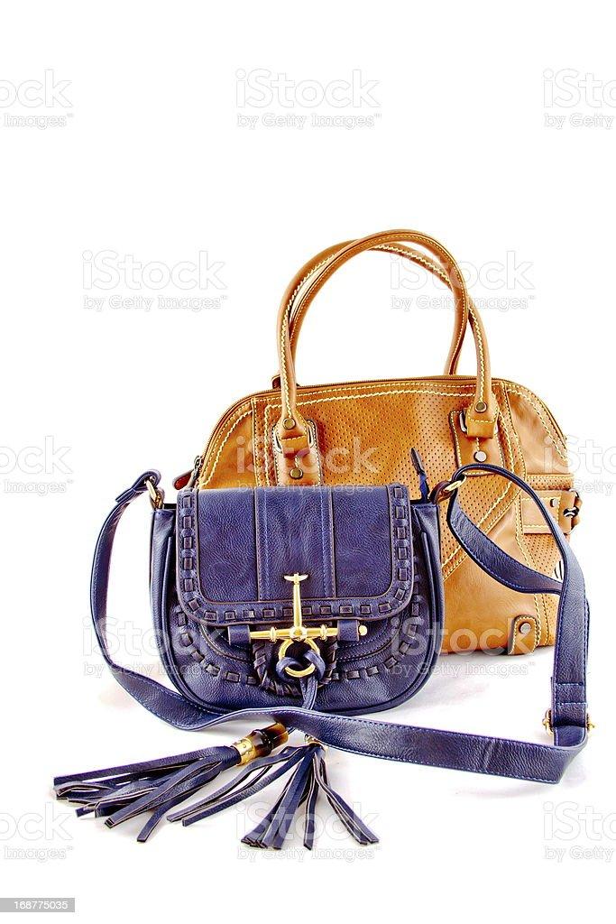 image of a female handbag eligantnoy royalty-free stock photo