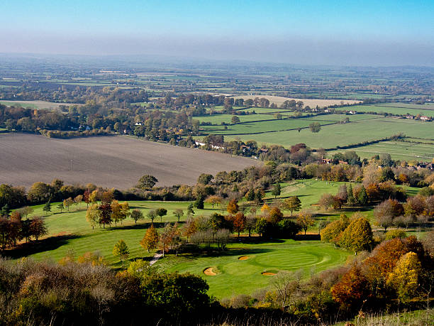 Image of Buckinghamshire. stock photo