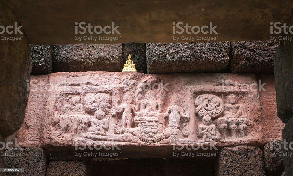 Image of Buddha stock photo
