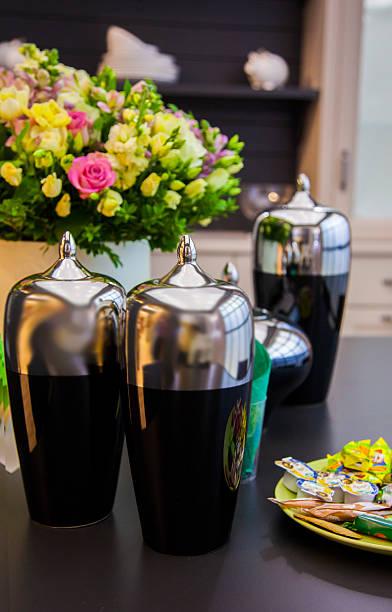 Bild von Dekoration in der Küche – Foto