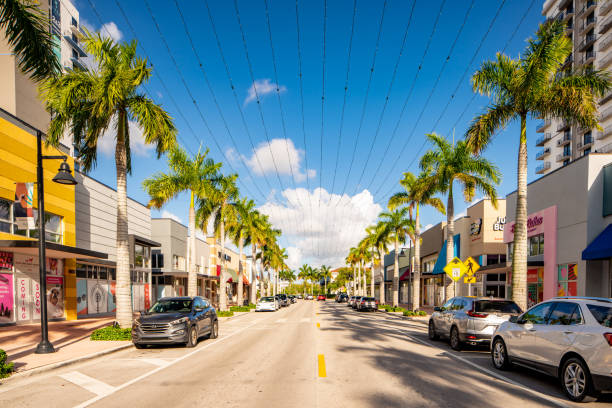 Image of Downtown Doral a growing city in Miami FL