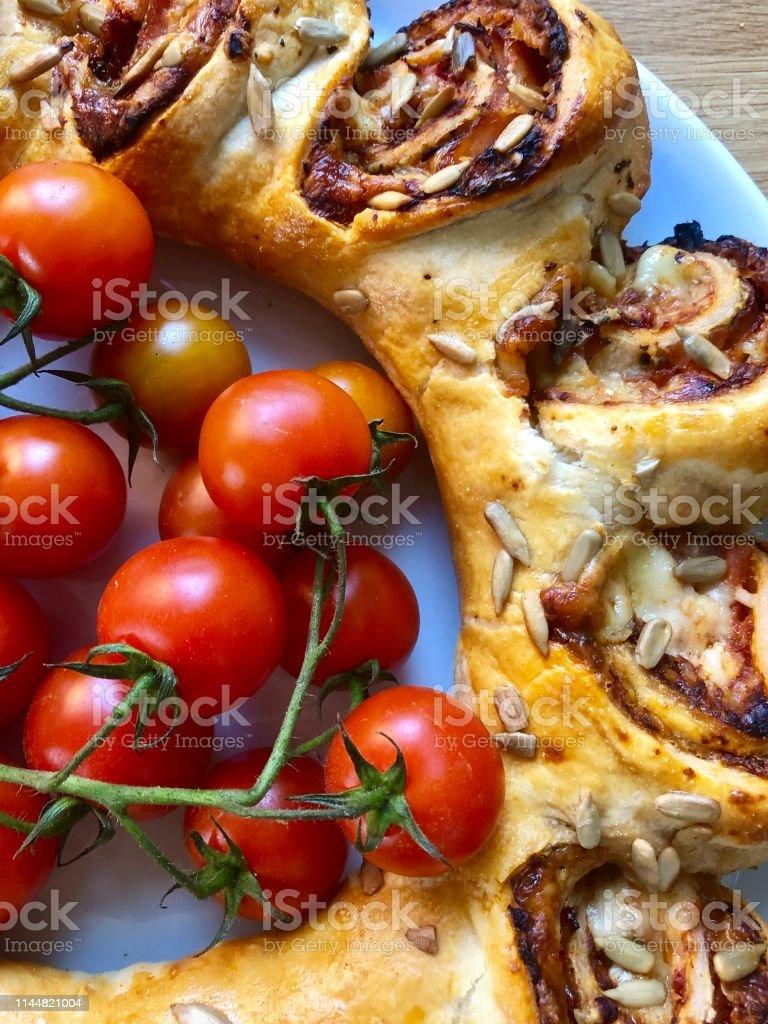 トマト ミニ ソース トマト