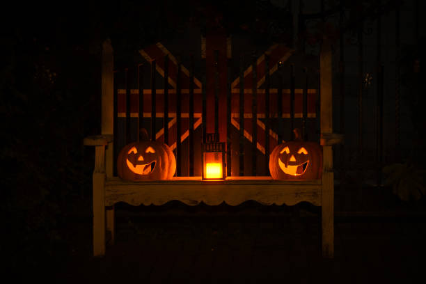 Image of Halloween jack lantern Image of Halloween jack lantern. Shooting Location: Yokohama-city kanagawa prefecture 恐怖 stock pictures, royalty-free photos & images