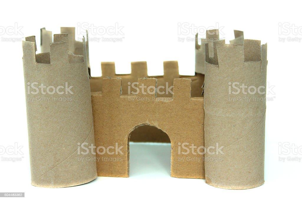 Cool immagine di una casa di cartone per bambini - Quanto costa il progetto di una casa ...
