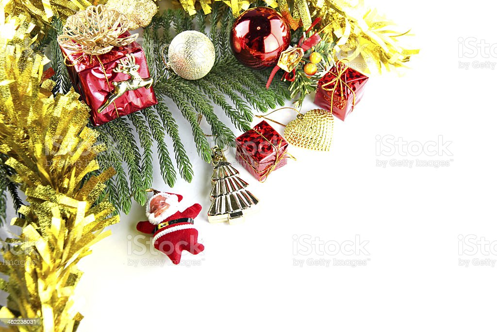 image of ideas in Christmas and New Year day. royalty-free stock photo