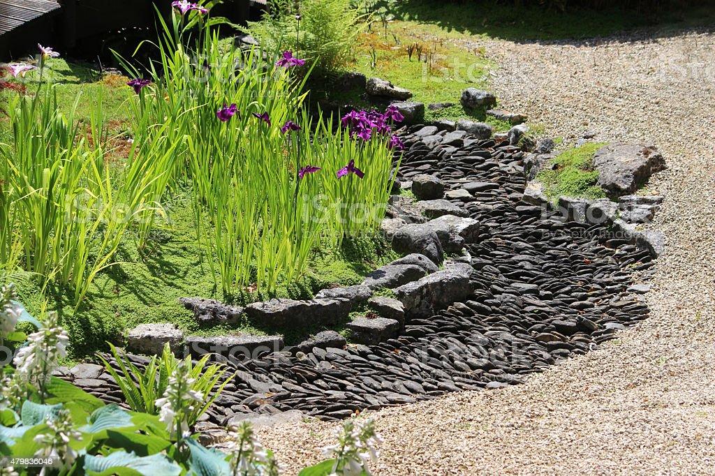 Photo libre de droit de Image Du Jardin Japonais De La ...