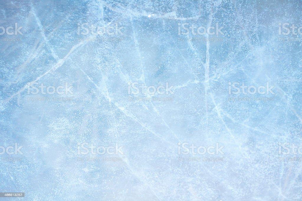 Image of light blue ice design stock photo