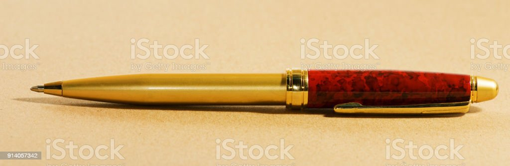 Image of pen close up stock photo