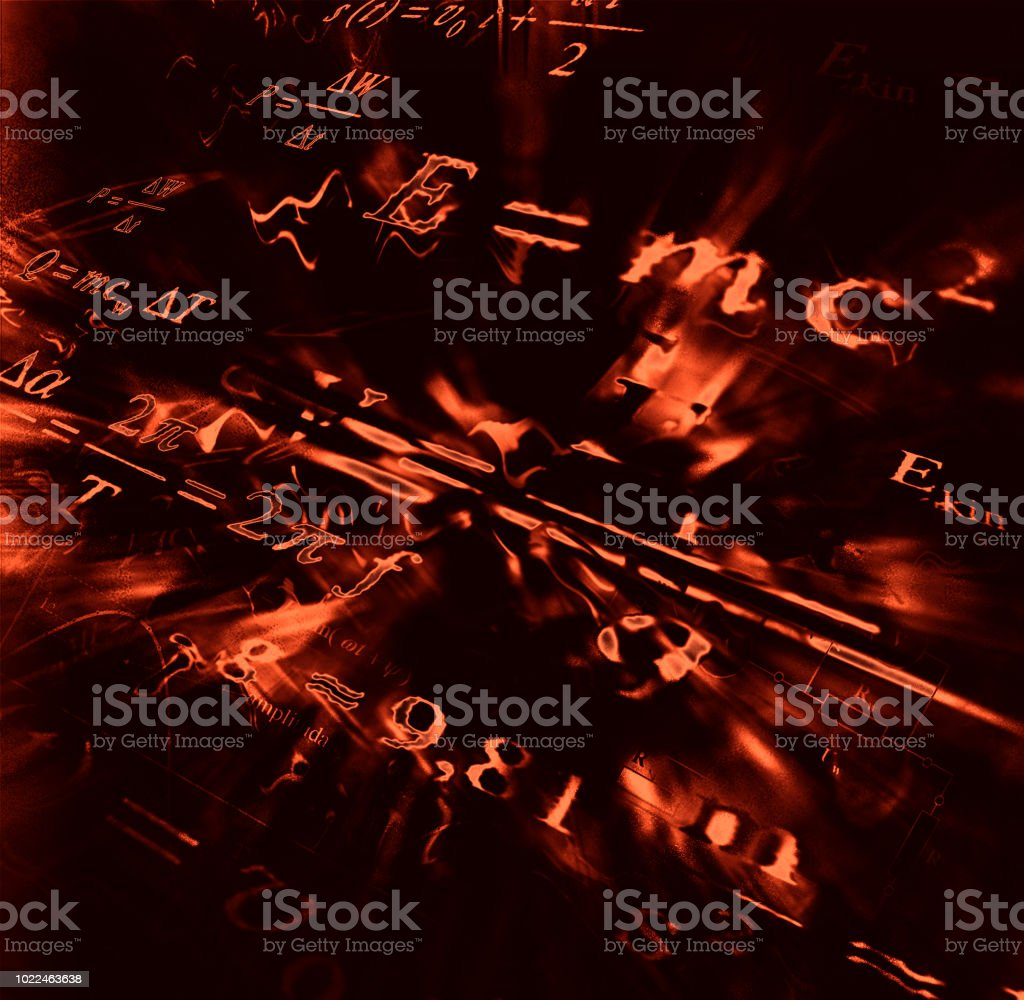 物理的な技術の抽象的な背景のイメージ学校で科学の壁紙は数式と構造物理学します E Mc2のストックフォトや画像を多数ご用意 Istock