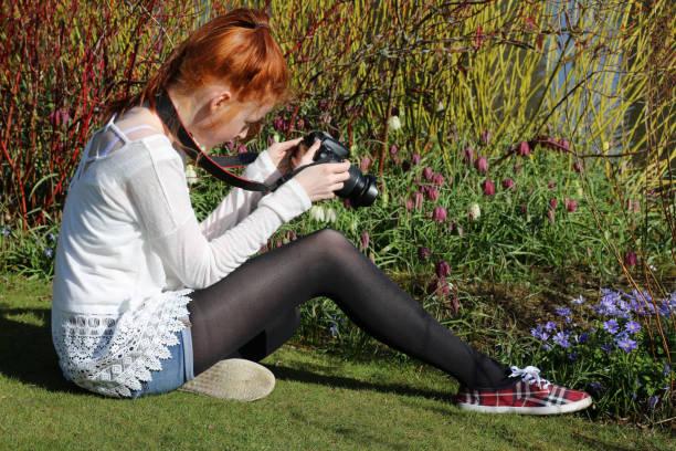 Image of red haired teenage girl 14 15 taking photos with digital slr picture id1176777613?b=1&k=6&m=1176777613&s=612x612&w=0&h=l8ogzwxbwuifbig53q7rksstl1ljylurd45j3amtleg=