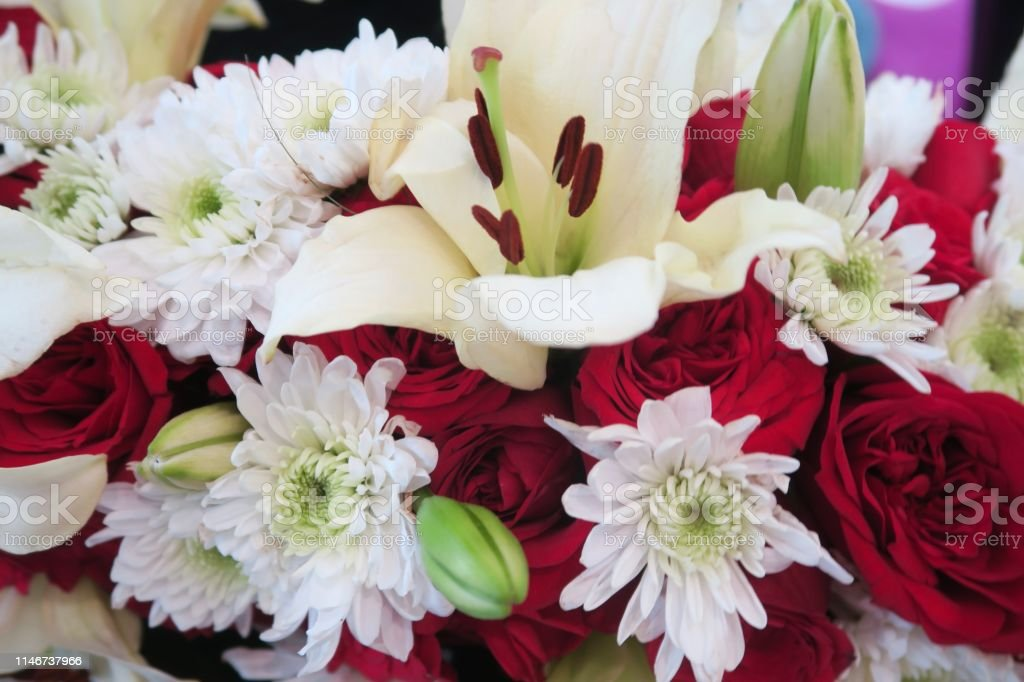 Photo Libre De Droit De Image De Fleurs De Bouquet De