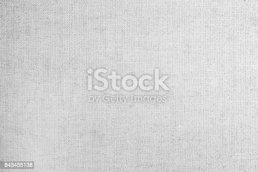 istock Image of the canvas background. 843455138