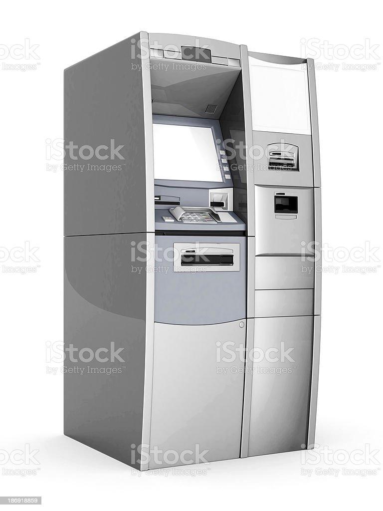 Bild des neuen ATM – Foto