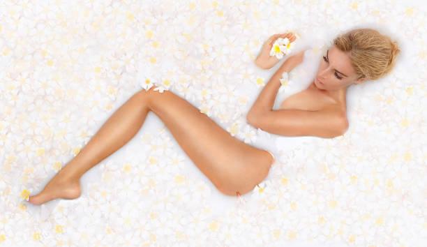 imagen del concepto spa - foto de stock