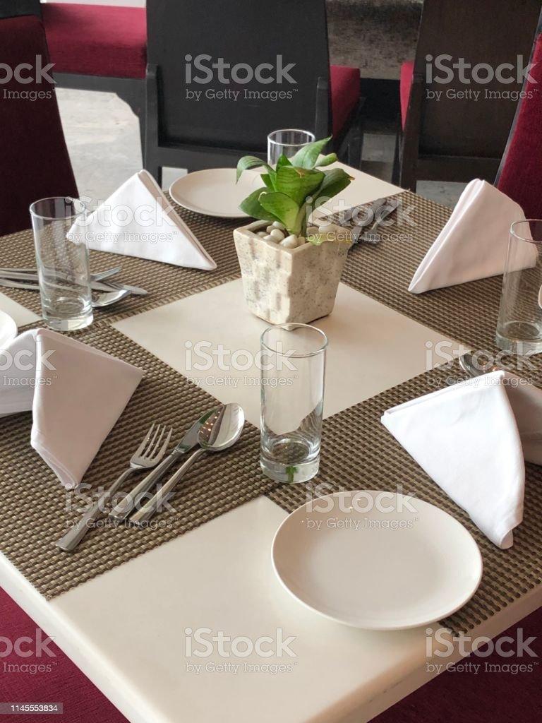 Prime Image Of White Square Restaurant Dining Table Set For Lamtechconsult Wood Chair Design Ideas Lamtechconsultcom