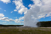 Images taken throughout Yellowstone National Park