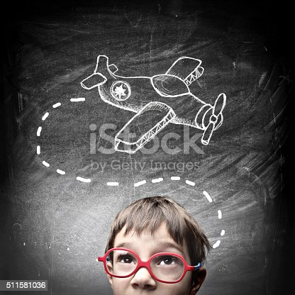 istock Imagination of A Child 511581036