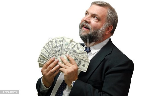 istock Imagining What To Do With The Money I Saved 172413280