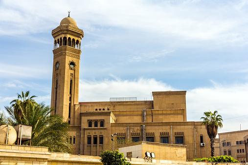 468444004 istock photo Imam Mohammed Abdou Amphitheatre of Al-Azhar University in Cairo 465991534