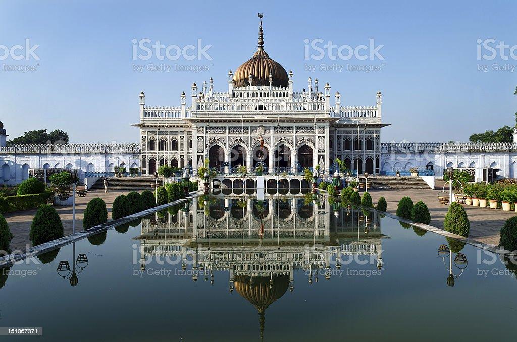 Imambara - Lucknow stock photo
