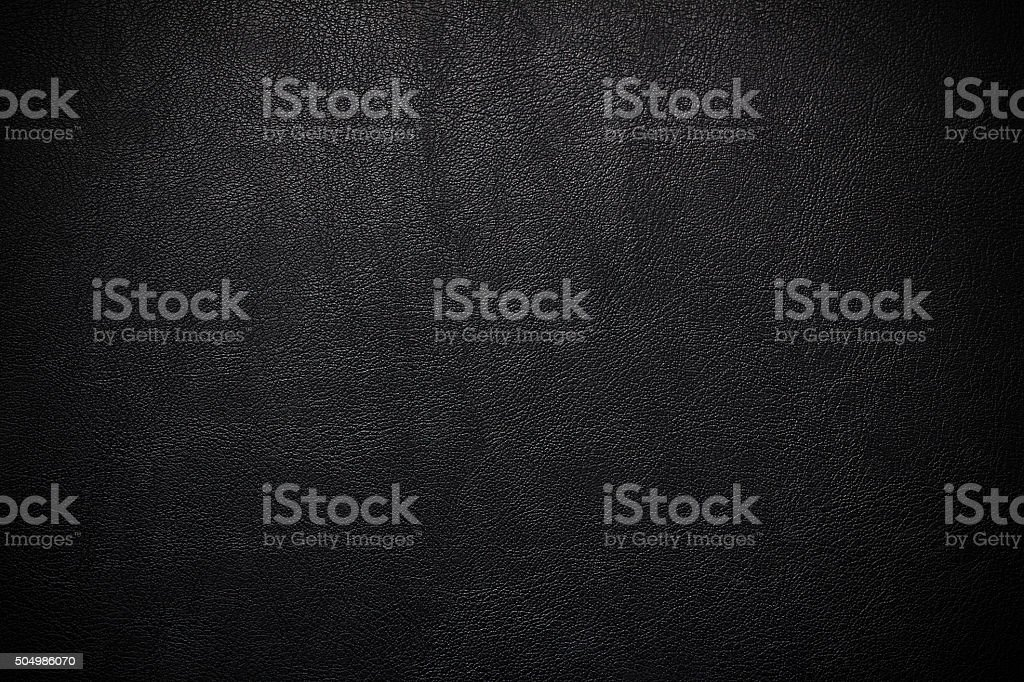 imitation leather black pvc or background stock photo