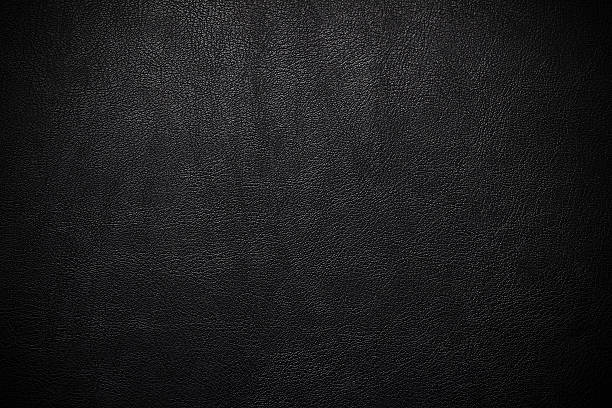 imitation leather black pvc or background imitation leather black pvc or background cowhide stock pictures, royalty-free photos & images