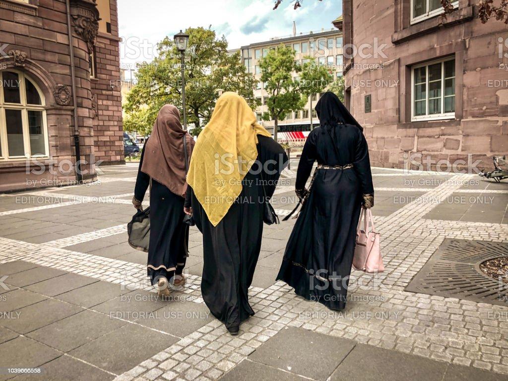 Einwanderung nach Europa – Foto