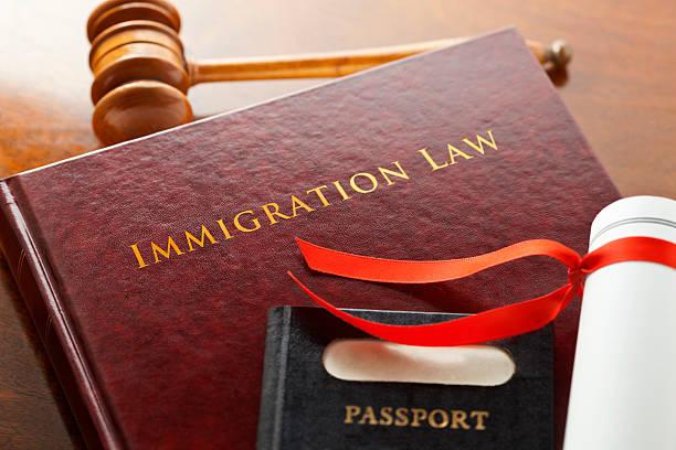 Einwanderungsrecht Court – Foto