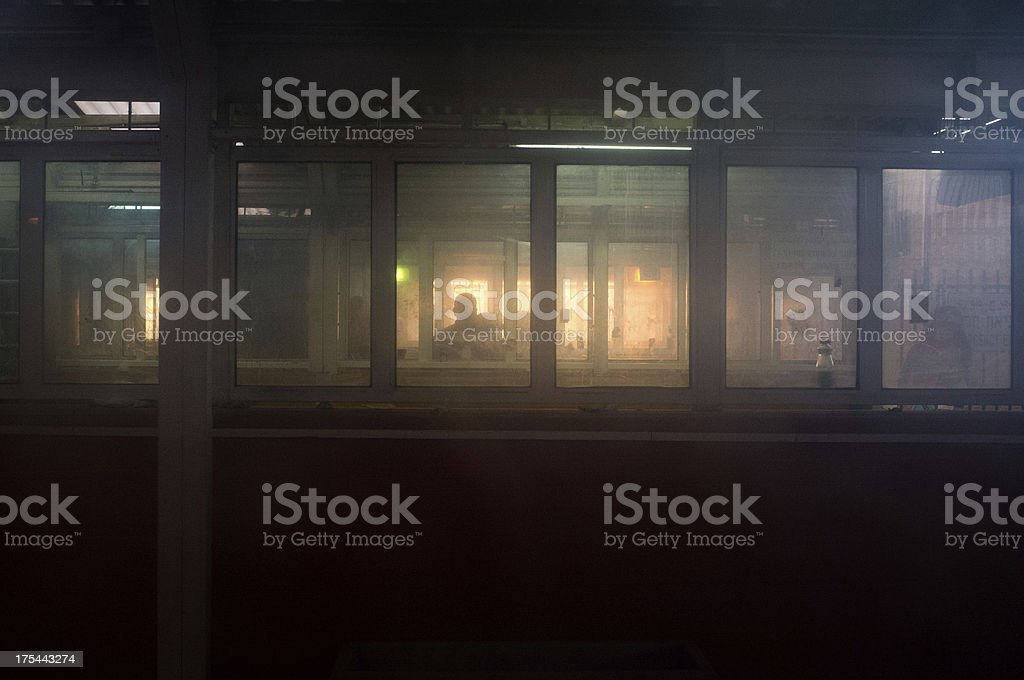 Immigration Offices stock photo