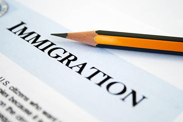 Der Einwanderung – Foto