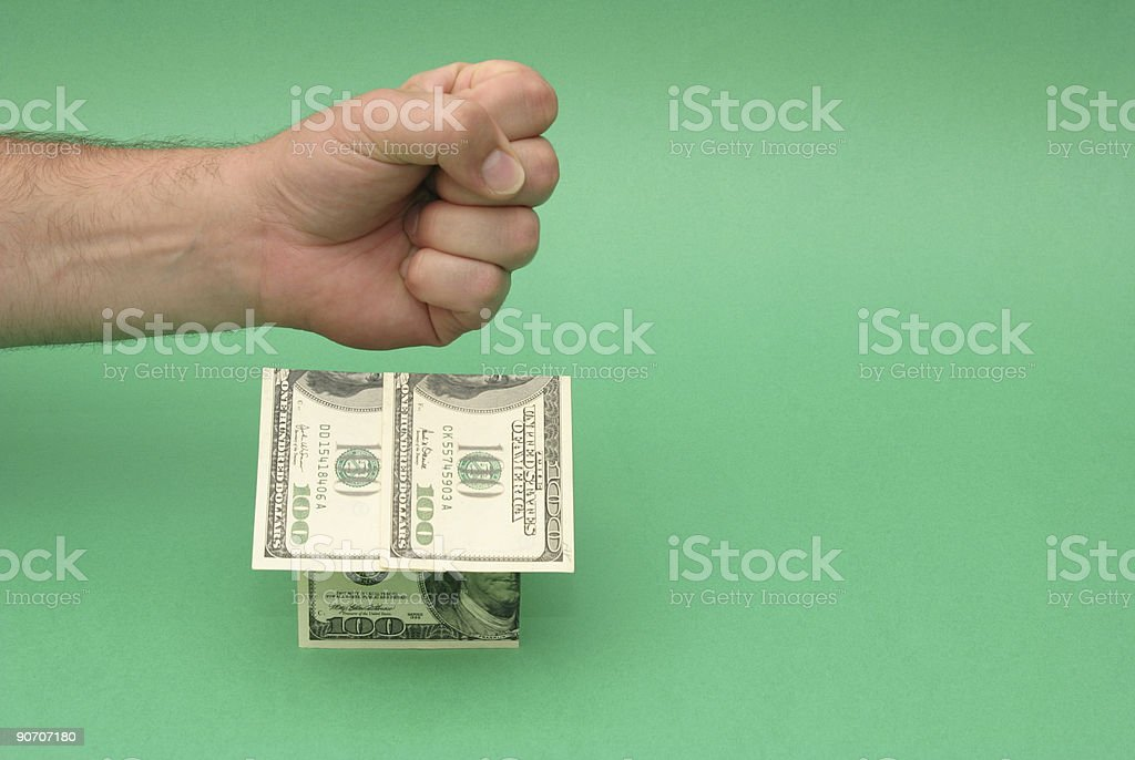 Imminent Domain royalty-free stock photo