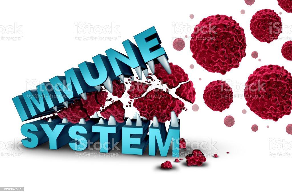 Immune System Concept stock photo