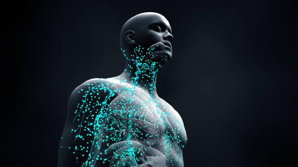 immunsystemet försvarar kroppen mot infektioner och sjukdomar - resistance bacteria bildbanksfoton och bilder