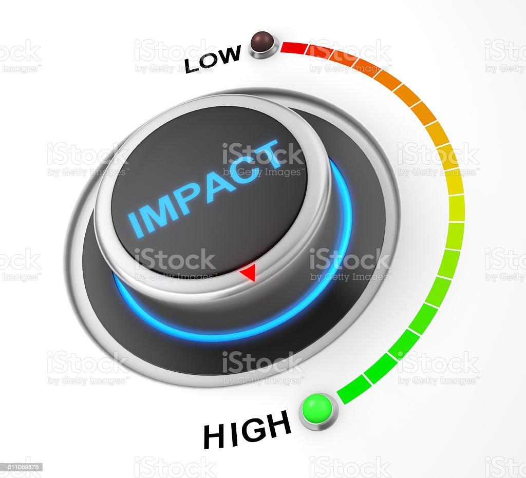 impact stock photo