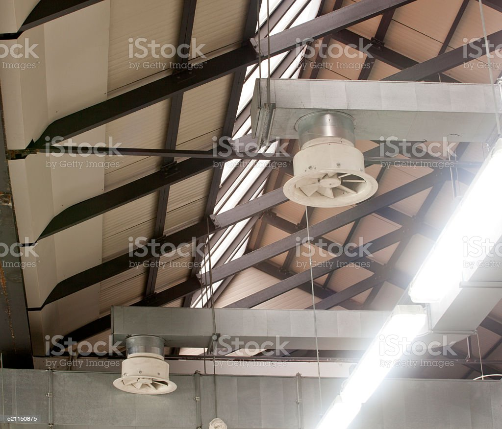 Impellers stock photo