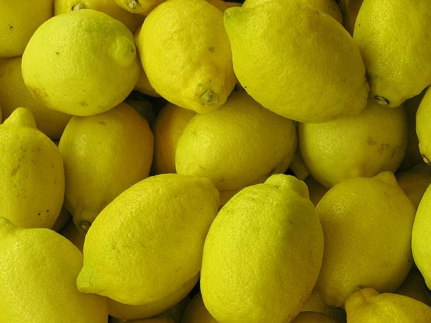 imperfect lemons (is that redundant?) - royalty stock photos and pictures