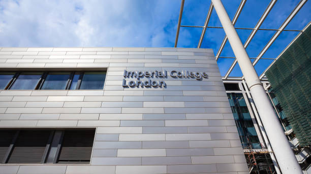 Imperial College London stock photo
