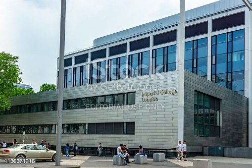istock Imperial College London 1136371216