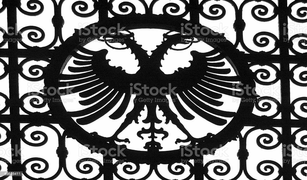 Imperial Eagle royalty-free stock photo