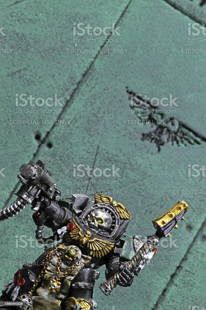 Imperial Eagles royalty-free stock photo