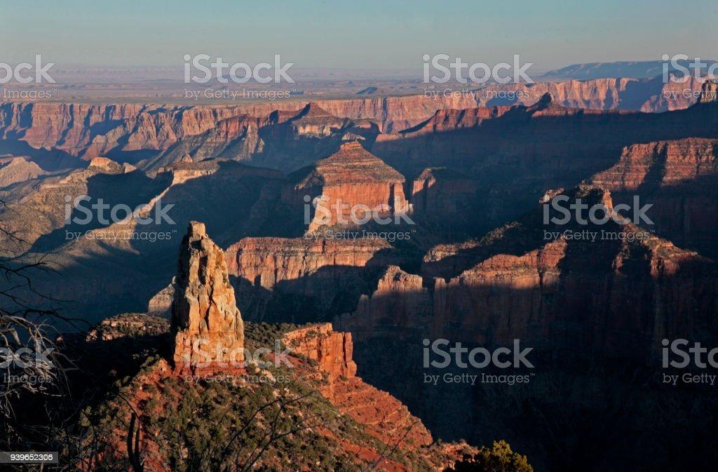 Imperial Point Grand Canyon National Park North Rim Arizona