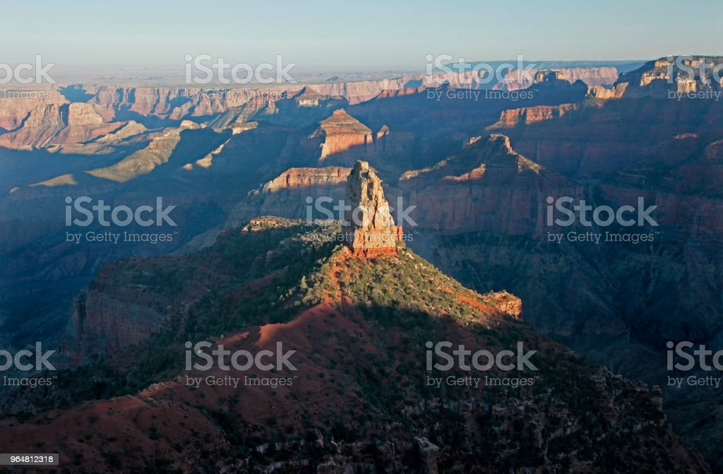 Imperial Point, Grand Canyon National Park - North Rim,  Arizona, USA royalty-free stock photo