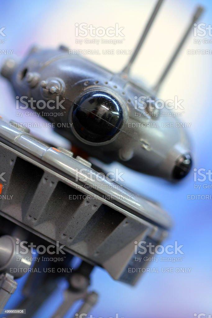 Imperial Probe stock photo