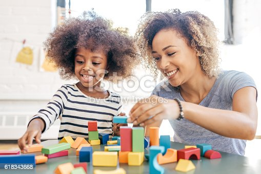 istock Importance of play for emotional development 618343668