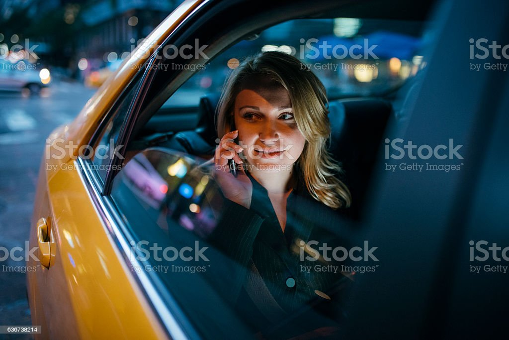Important business call stock photo