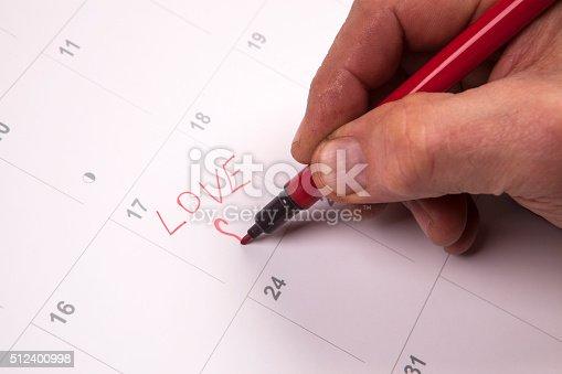 istock Important date 512400998