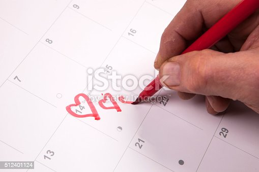 istock Important date 512401124